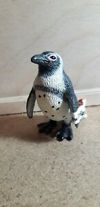 Schleich 14705 African Penguin (New with Tag) | Retired Animal Figure