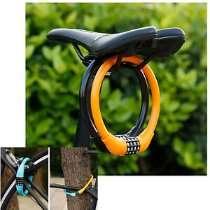 Anti-Theft Code Lock for Bicycle Mountain Bike Electric Vehicles  Scooters