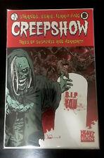 CREEPSHOW #0 SDCC Ltd/1000 SIGNED by Greg Nicotero TV Series VERY HIGH GRADE