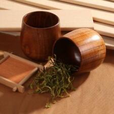 Jujube Wood Cup Handmade Natural Wooden Tea Cup Drinkware Green Tea water bottle