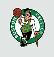 Boston Celtics NBA Basketball Color Sports Decal Sticker-Free Shipping