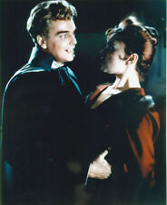 Yvonne Monlaur and David Peel UNSIGNED photo - H7864 - The Brides of Dracula