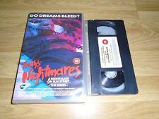 FREDDY'S NIGHTMARES - ELM STREET THE SERIES - DO DREAMS BLEED  - EX RENTAL VHS