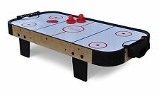 Table Top Air Hockey Table Air Hockey with Pucks Table Top Game Airhockey Game