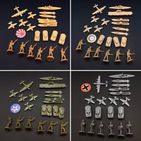 Axis & Allies Replacement Army Board Game Pieces Parts 1942 Zombies 2nd Edition