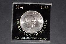 SIR WINSTON CHURCHILL corona commemorativa 1874-1965