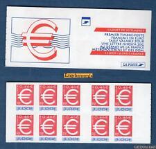 "Carnet - 3215c C1 - Timbre ""Euro"" - 3 fr 0,45 euro N° 3215 - NEUF"