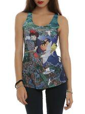 Hot Topic Her Universe Kiki's Delivery Service XS Tank Top T-Shirt Studio Ghibli