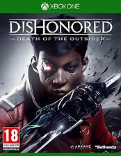 Dishonored Death of the Outsider   Xbox One Preorder