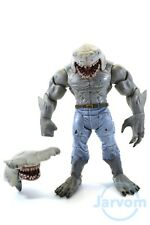 "DC Comics Multiverse 6"" Inch CNC King Shark Collect n Connect BAF Loose Complete"