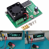 TEC-06 Battery Capacity Tester 16W Electronic Load Max 500AH LED Display