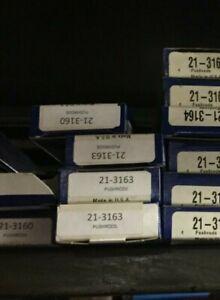 New Pushrods AMC JEEP 1968-71 232, 3.8L 258, 4.2L  Push Rods Set OF (10)