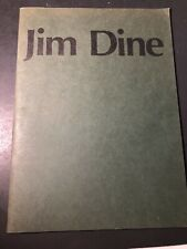 Exhibition Catalog : Jim Dine / Waddington Galleries 1984