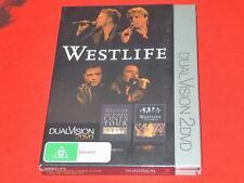 Westlife: Live at Wembley / The Number Ones Tour 2DVD