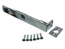 NEW Flush Bolt Security Locking Door Catch 150Mm 6 Inch PLUS Screws (packet of 2