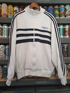 Adidas Mens XL Original Sport Tracksuit Jacket Track Top Vintage Retro Rare