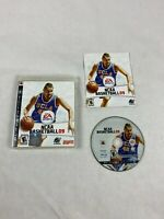 NCAA Basketball 09 Sony Playstation 3 2008 2009 College PS3 CIB Case Manual Disc