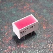 4x MV57173 Rectangular Red LED 635nm