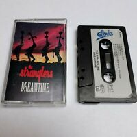 THE STRANGLERS DREAMTIME CASSETTE TAPE 1986 PAPER LABEL EPIC CBS UK
