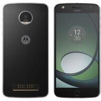 Motorola Moto Z Play XT1635-02 32GB Unlocked Smartphone - Black