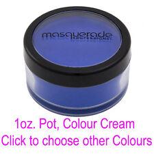 Body Paint, Colour Cream, 1oz Pot, by Masquerade