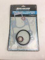 Quicksilver Drive / Bell Housing Gasket Set 27-64818Q4