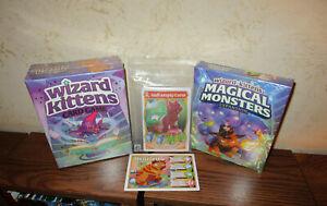 Magpie Games - Wizard Kittens Magical Kickstarter Edition