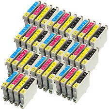 40 Ink Cartridge For EPSON Stylus CX3600 CX3650 CX4600 CX6400 CX6600