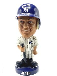 DEREK JETER NEW YORK YANKEES PLAYER BOBBLE HEAD KNUCKLE HEADS MLB * NO BOX