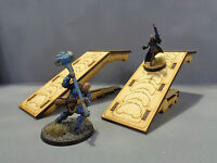 TTCombat - Sci Fi Scenics - Forebearer Ramps - Great for Infinity