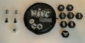 Hive Carbon The Board Game Gen 42 Individual Replacement Pieces *Price per piece