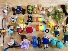 Dog Toys! Assorted Barkbox Dog Chew Toys Squeaker Crinkle Tug Choose Variation