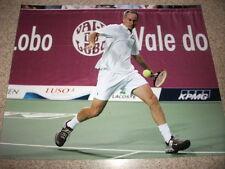 John McEnroe Pro Tennis U.S.  8 x 10 Color Photo #2