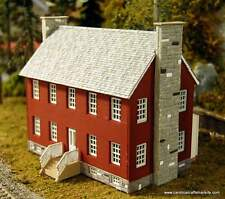 HO RDA BUILDING DEACON HOUSE * NEW* STRUCTURE *KIT*