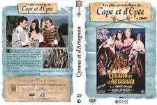 2593 // CYRANO ET D'ARTAGNAN DVD CAPE ET D'EPEE