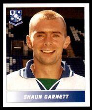 Panini Football League 96 - Shaun Garnett Tranmere Rovers No. 284
