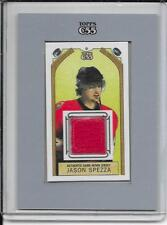 03-04 Topps C55 Jason Spezza Relics Jersey