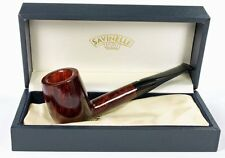 SAVINELLI PUNTO ORO 111 BILLIARD PIPE * NEW in BOX * MIN. 3 YEARS DRYING