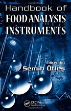 HANDBOOK OF FOOD ANALYSIS INSTRUMENTS By Semih Otles - Hardcover **Excellent**