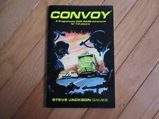 Steve Jackson Games Car Wars Convoy