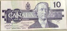 Canada 10 dollars 1989 VF++/XF P.96a