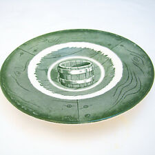 Royal China COLONIAL HOMESTEAD GREEN Saucer(s)