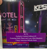 KPS Mini Lp Cd Lynn Allen,Classy American melodic Rock Aor limited edition 250