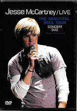 Jesse McCartney - Live - The Beautiful Soul Tour -DVD- NEU+UNGESPIELT/MINT!