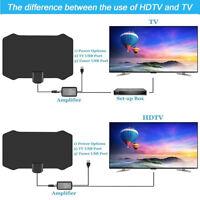 New 5000 Mile Range HDTV Antenna 4K HD Indoor Digital TV Aerial Signal Amplifier