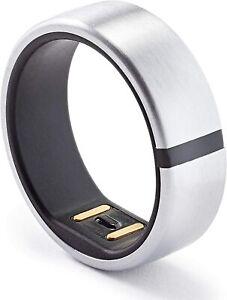 Motiv Smart Ring Activity Tracker Silver Size 7