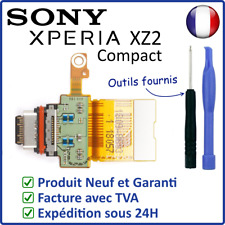 NAPPE PRISE USB DOCK CONNECTEUR DE CHARGE DU SONY XPERIA XZ2 COMPACT H8314 MINI