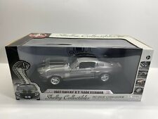 Shelby Collectibles 1:18 1967 Shelby Mustang GT500 Eleanor Gone in 60 Seconds NR