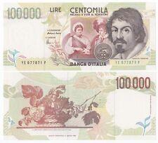 Italy P-117b 1994 100000 Lire (Gem UNC)