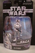 STAR WARS - 2006 - SAGA 2 COLLECTION AT-AT DRIVER (HOTH) ACTION FIGURE